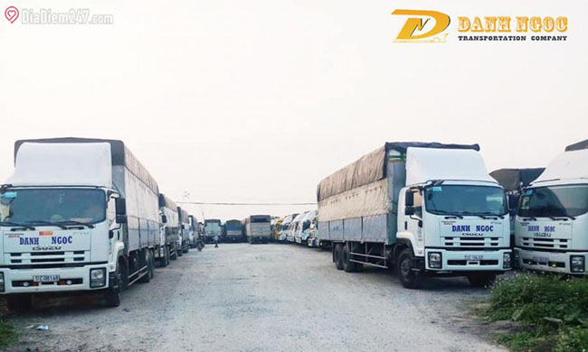 Công ty TNHH vận tải Danh Ngọc – Công ty vận tải Bình Dương